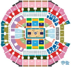 hornets-arena-seating-chart